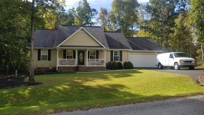 Crossville Single Family Home For Sale: 618 Lakeview Drive