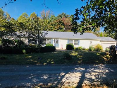 Sparta Single Family Home For Sale: 1025 Backbone Rd