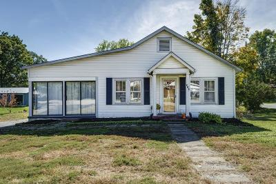 Cookeville TN Single Family Home For Sale: $161,900