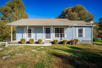 Cookeville Single Family Home For Sale: 1544 Paran Road
