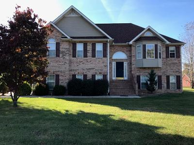 Cookeville Single Family Home For Sale: 480 Charleston Drive