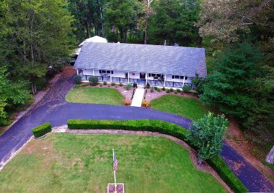 SPARTA Single Family Home For Sale: 6900 Burgess Falls Road