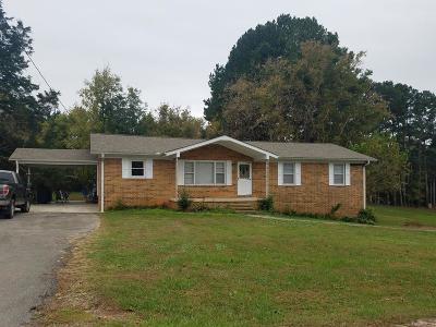 Sparta Single Family Home For Sale: 191 Washington Street