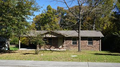 Crossville Single Family Home For Sale: 51 Justice Street