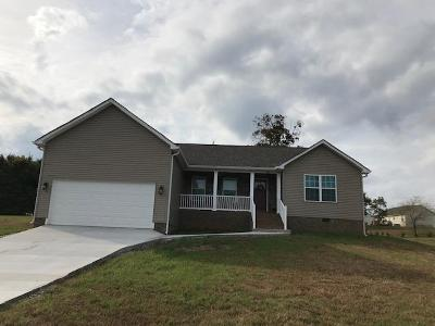 Cookeville Single Family Home For Sale: 3484 Northwind Drive