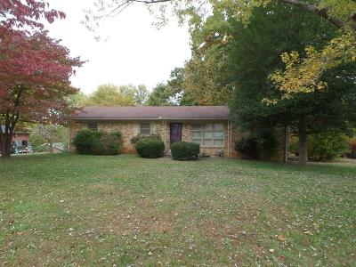 Cookeville TN Single Family Home For Sale: $114,929
