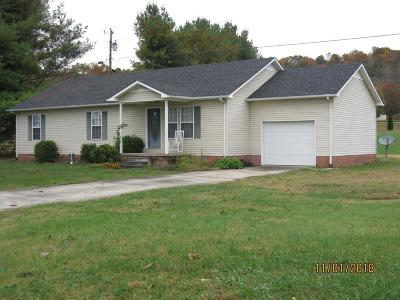 Sparta Single Family Home For Sale: 2740 Old Smithville Hwy. N