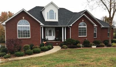 Cookeville TN Single Family Home For Sale: $289,000