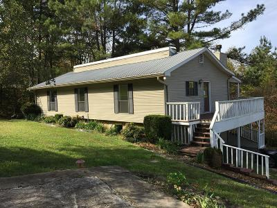 Cookeville Single Family Home For Sale: 1527 Boone Drive