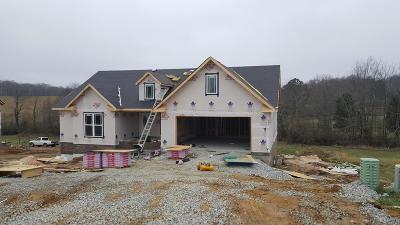 Cookeville Single Family Home For Sale: 4725 Ellen Circle