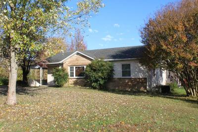 Cookeville Single Family Home For Sale: 1998 Paran Road
