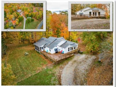Allons, Celina, Hilham, Moss, Whitleyville Single Family Home For Sale: 6417 Baptist Ridge Road