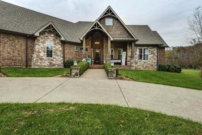 Cookeville TN Single Family Home For Sale: $619,900