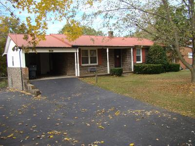 Cookeville Single Family Home For Sale: 843 Buffalo Valley Road