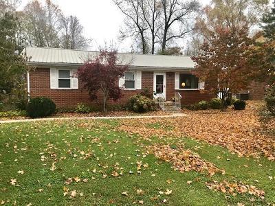 Gainesboro Single Family Home For Sale: 254 Poplar Grove Ln