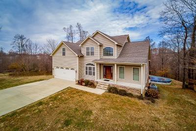 Bloomington Springs, Cookeville, Gainesboro, Granville, Hilham, Whitleyville Single Family Home For Sale: 280 Kendallwood Drive
