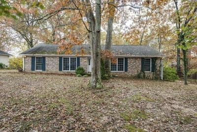 Cookeville Single Family Home For Sale: 715 Flatt Avenue