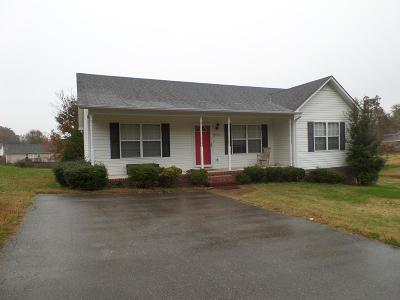 Cookeville Single Family Home For Sale: 3570 Castlebrooke Lane