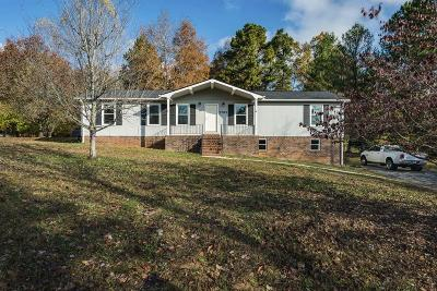 Cookeville Single Family Home For Sale: 2705 New London Drive