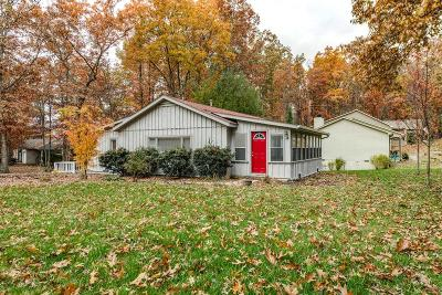 Crossville Single Family Home For Sale: 352 Lakeview Dr