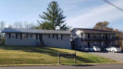 Cookeville TN Multi Family Home For Sale: $525,000