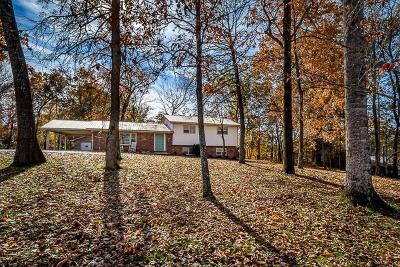 Cookeville Single Family Home For Sale: 890 Fairground