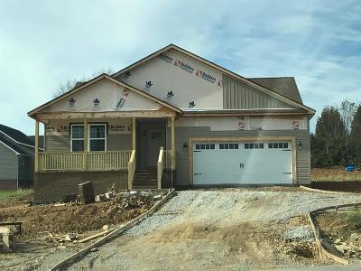Cookeville Single Family Home For Sale: 4349 Hensley Ct.