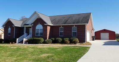 Cookeville Single Family Home For Sale: 220 S. Lovelady Road