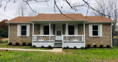 COOKEVILLE Single Family Home For Sale: 765 Double Springs Road