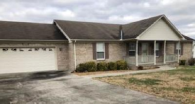 Cookeville Single Family Home For Sale: 3904 High Meadow
