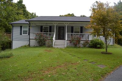 Livingston Single Family Home For Sale: 684 Tower Hill Road