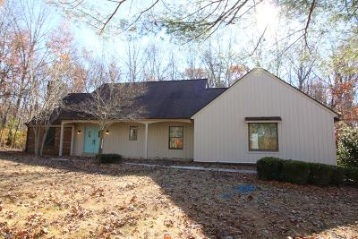 Crossville Single Family Home For Sale: 843 Holiday Dr