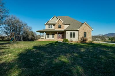 Crab Orchard, Crossville, Fairfield Glade, Monterey, Pleasant Hill, Sparta Single Family Home For Sale: 591 Open Range Rd