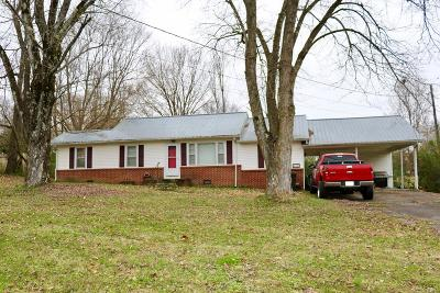 ALGOOD Single Family Home For Sale: 470 Main Street