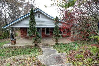 Cookeville TN Single Family Home For Sale: $69,900