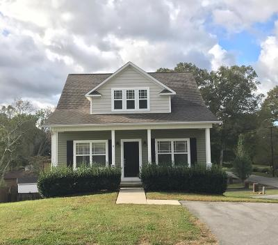 Cookeville Single Family Home For Sale: 9 McKinley Street