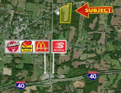 Baxter, Cookeville, Monterey Residential Lots & Land For Sale: 52.32 Ac Ward Mill Road