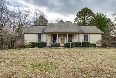 Cookeville Single Family Home For Sale: 1344 Apple Valley Court