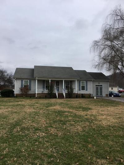 Livingston Single Family Home For Sale: 387 Okalona Road