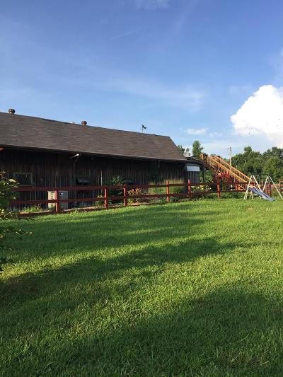 Crossville TN Single Family Home For Sale: $160,000