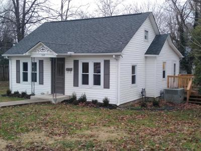 Cookeville Single Family Home For Sale: 349 Highland Ave