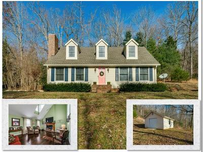 Livingston Single Family Home For Sale: 625 Mountain Drive