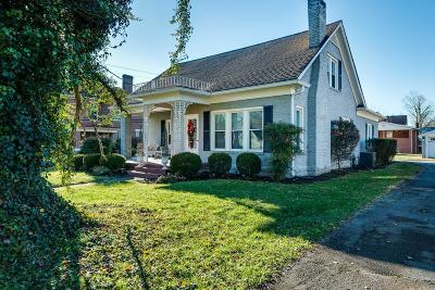Sparta Single Family Home For Sale: 139 Main St.