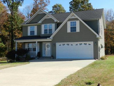 Gainesboro Single Family Home For Sale: 240 Kendallwood Drive