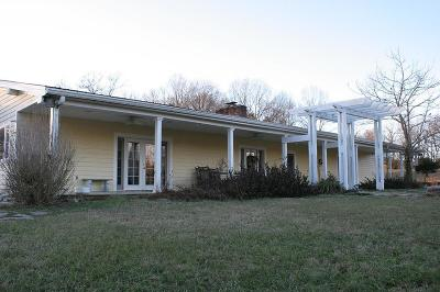 Cookeville Single Family Home For Sale: 4689 Bunker Hill Rd