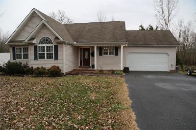 Rickman Single Family Home For Sale: 114 Oak Springs Ln.