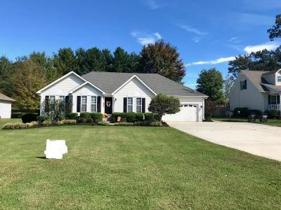 Cookeville Single Family Home For Sale: 1405 West Cemetery Road