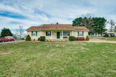 Cookeville Single Family Home For Sale: 3547 Southmeade Drive