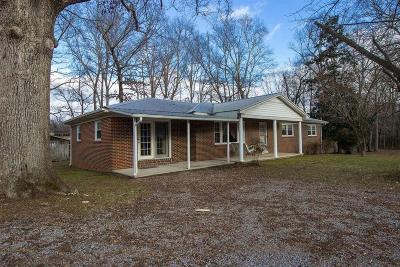 Single Family Home For Sale: 9773 Belk Rd