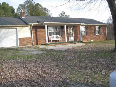Gainesboro Single Family Home For Sale: 1897 Old Antioch Rd